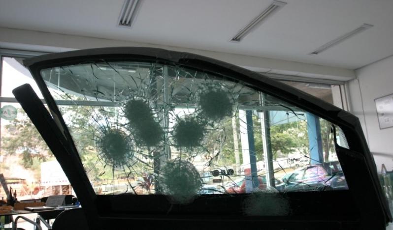 Blindagem de Vidro Automotivos Jundiaí - Blindagem Vidros Automotivos