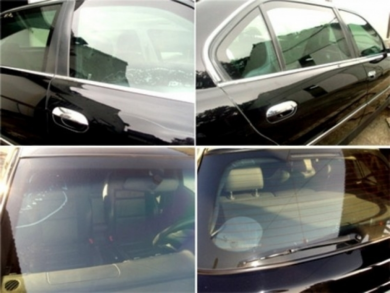 Empresa de Blindagem Carros Santana de Parnaíba - Blindagem de Carros Nível 3