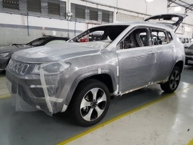 Encontrar Empresa de Blindagem de Automóveis Campo Grande - Empresa de Blindagem em Carros