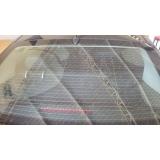 blindagem de vidro para veículos