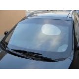 blindagem de vidro de autos Brooklin