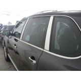 blindagem de vidros de carros executivo Interlagos