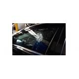 blindagem de vidros para carros Jardins