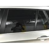 blindagem de vidros de carros de empresa