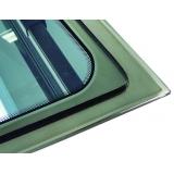 compra de vidro blindado para veículos Jardins