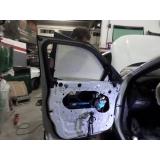 instalação de vidro blindado para veículos