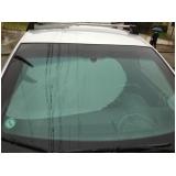 manutenção de vidros blindados para carros