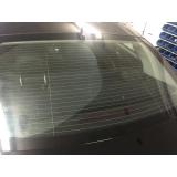 manutenção de vidros blindados para veículos