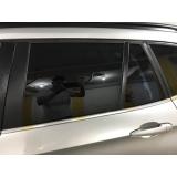 manutenção de vidros de carros blindados
