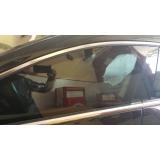 manutenção de vidros de veículos importados blindados