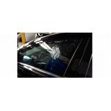 manutenção de vidro blindado carro Embu Guaçú