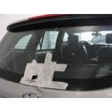 manutenção de vidros blindados automotivos cotação Água Funda