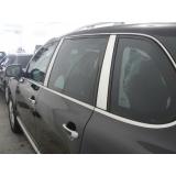 manutenção de vidros blindados para veículos Santa Cruz