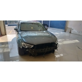 pintura espelhada automotiva