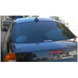 preço de blindagem em vidro de carros Grajau