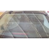 qual o preço manutenção de vidros blindados para carros importados Salesópolis