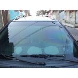 quero fazer blindagem de vidros de autos Cidade Jardim