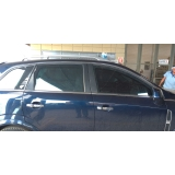 recuperação de vidro blindado para carros populares Santa Isabel