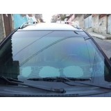 recuperação de vidro blindado para carros Brooklin