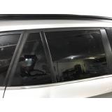 recuperação de vidro blindado de carro novo