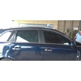 recuperação de vidro blindado para carros populares