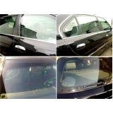 recuperação de vidro para veículos blindados preço Moema