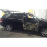 recuperação de vidros blindados carro 0km Osasco
